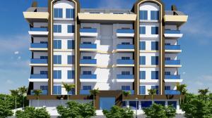 Квартиры и пентхаусы в строящемся комплексе, Аланья, Махмутлар. Продажа.