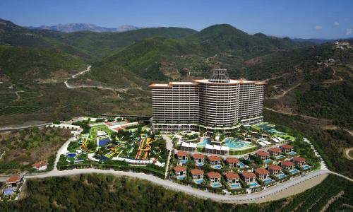 Пятизвездочный отель-жилой комплекс, Аланья, Каргыджак. Продажа.