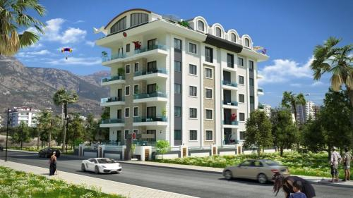 Новая резиденция в районе Махмутлар, Аланья, Махмутлар. Продажа.