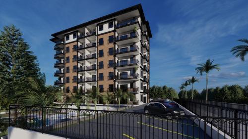 Новый жилой проект в Авсалларском районе, Аланья, Авсаллар. Продажа.