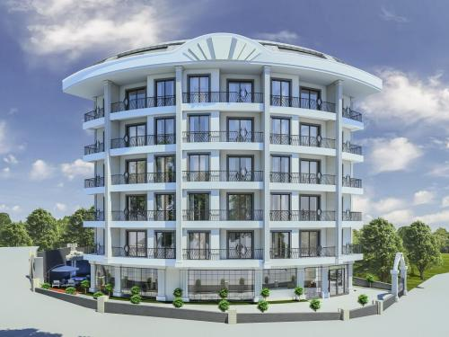 Новый жилой комплекс, Аланья, Тосмур. Продажа.