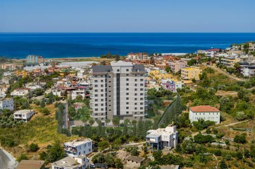Новый жилой комплекс класса комфорт-уют, в районе Демирташ, Аланья, Демирташ. Продажа.